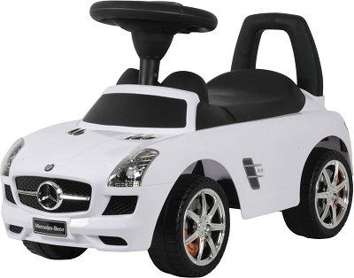 BUDDY TOYS BPC 5110 Odstrkovadlo Mercedes SLS bílé