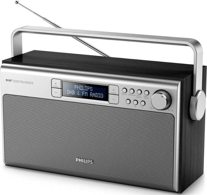 Philips AE5220B, stříbrná