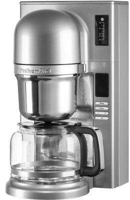 KitchenAid 5KCM0802ECU, stříbrná