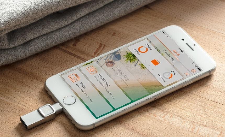 Kingston DataTraveler Bolt Duo pro Apple