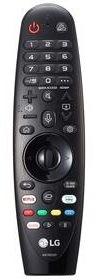Dálkový ovladač LG Magic Remote MR20GA pro LG TV 2020 (MR20GA)