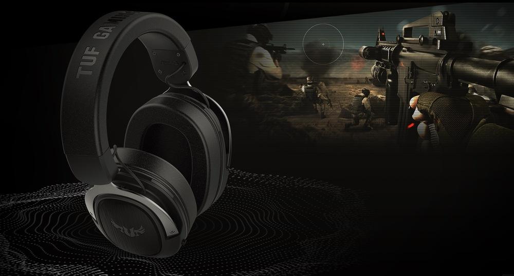 Herní headset ASUS TUF Gaming H3