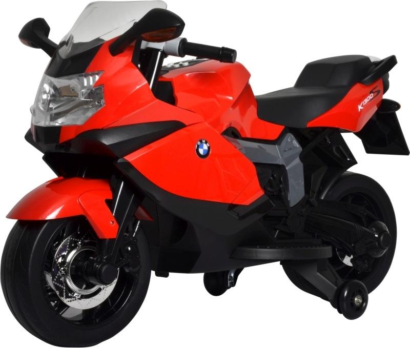 BUDDY TOYS BEC 6011 El. moto BMW K1300 S, červená