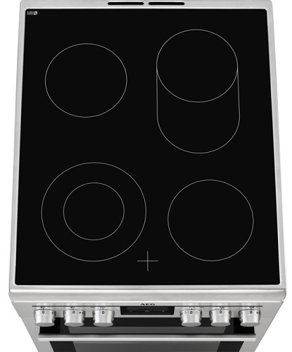 AEG Mastery CCB56471BX SteamBake zóny Hilight