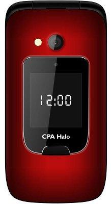 CPA Halo 15, červená