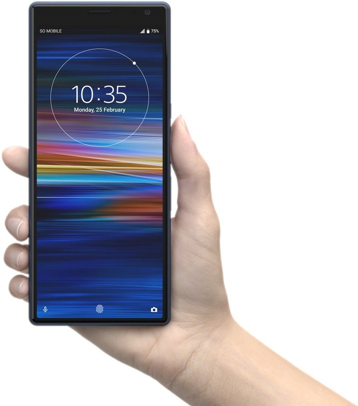 Chytrý mobilní telefon Sony Xperia 10 Plus