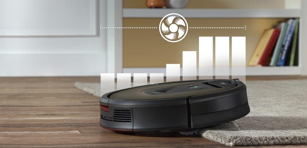 Vysavač robotický iRobot Roomba 980