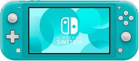 Herní konzole Nintendo Switch Lite, modrá