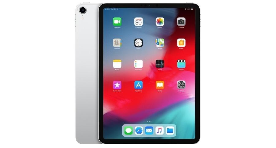 """Apple iPad Pro 11"""", Wi-Fi, stříbrná"""