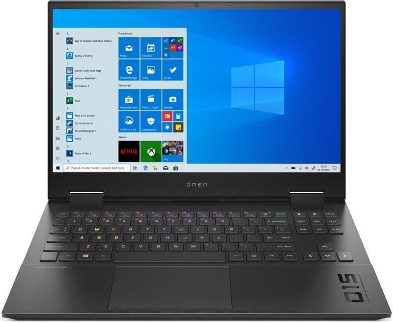 Notebook HP Omen 15