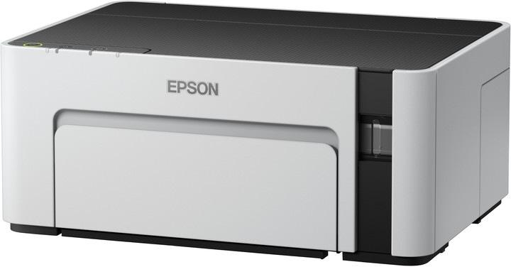 Epson EcoTank M1100, šedá/černá