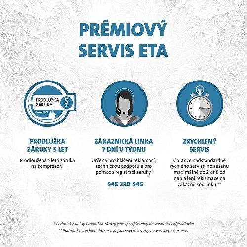 ETA 337590000 prémiový servis