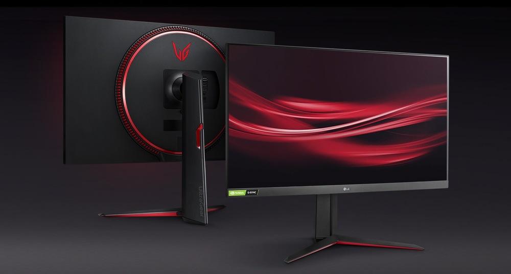 Monitor LG Ultragear 32GN550 (32GN550-B.AEU)