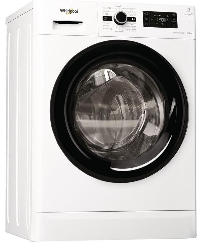 Whirlpool FWDG86148B EU, bílá