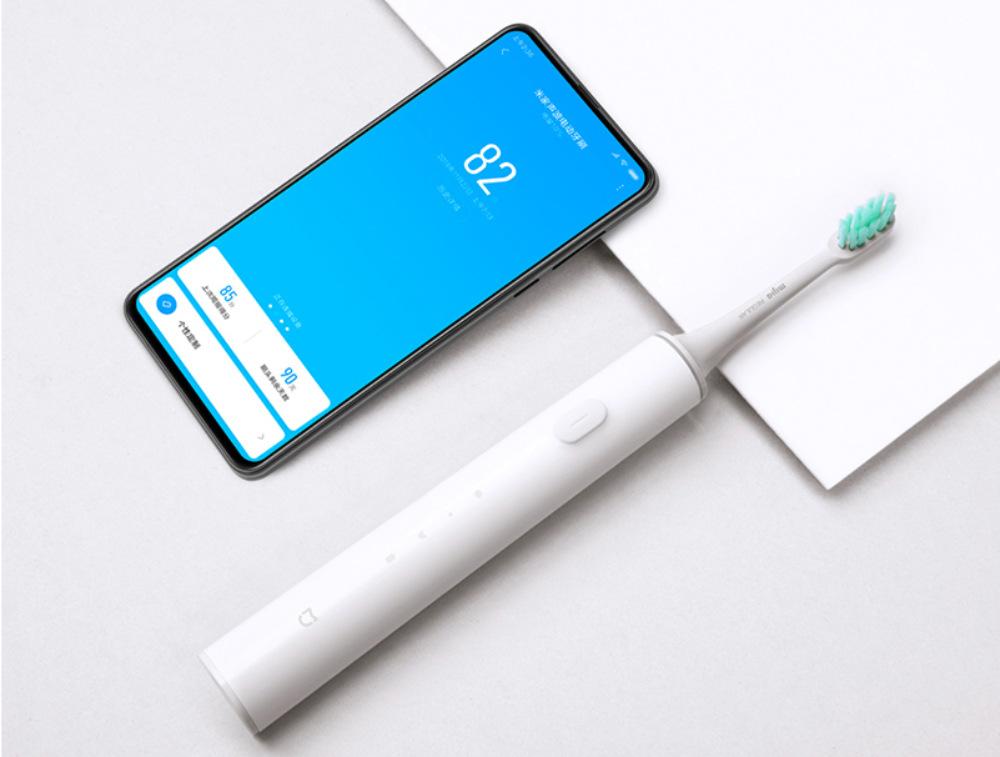Xiaomi Mi Smart Electric Toothbrush T500, bílá