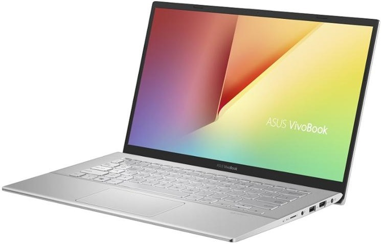 ASUS VivoBook S420UA-BV083T, stříbrná