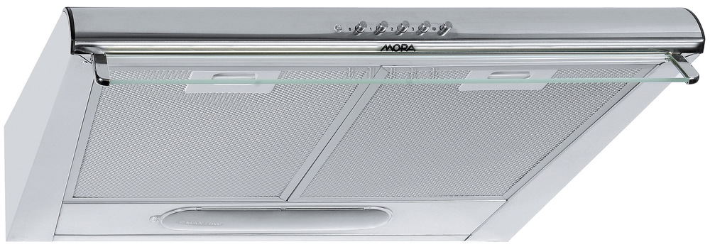 Mora Premium OP 642 X, nerezová