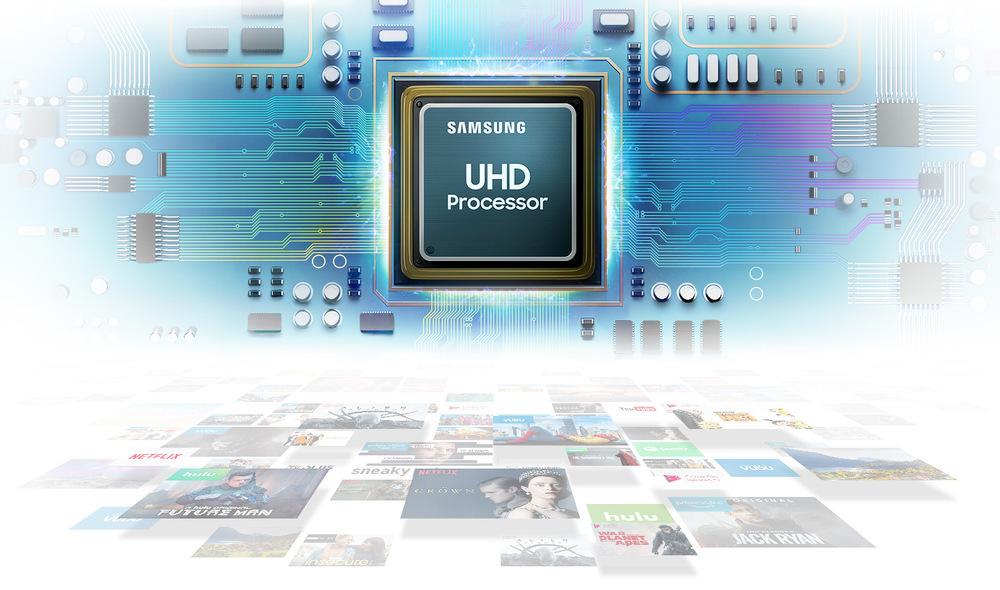 Televize Samsung UE55RU7402
