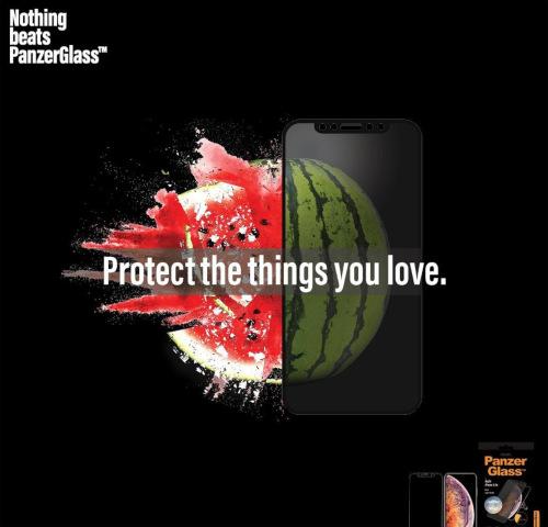 PanzerGlass pro Apple iPhone 6/6s/7/8