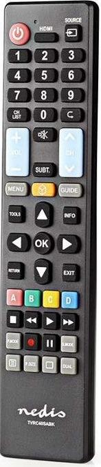 Nedis TVRC40SABK pro televize Samsung, černá