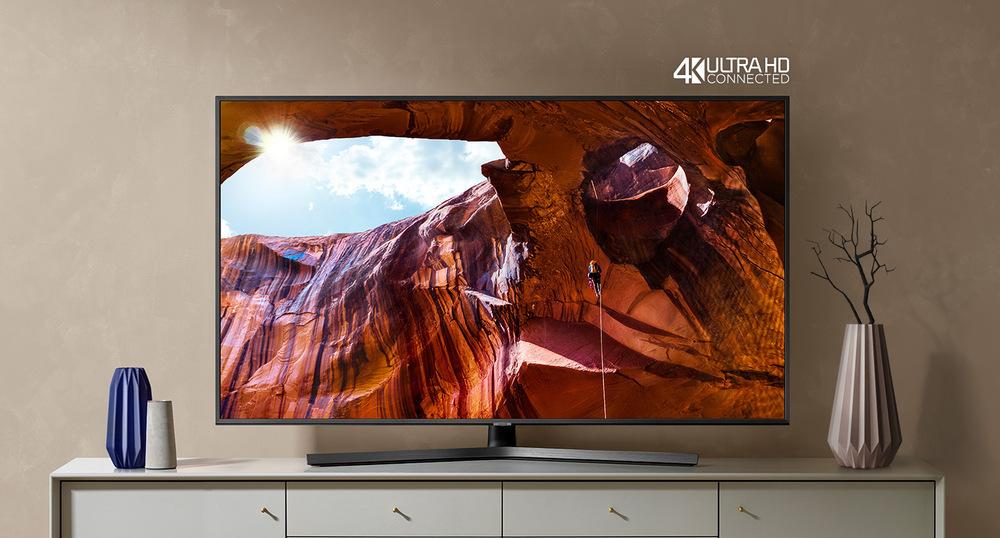 Televize Samsung UE43RU7402