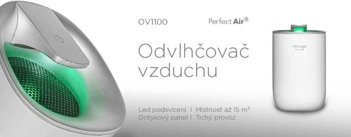 Concept Perfect Air OV1100, bílá