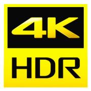 Podpora 4K HDR