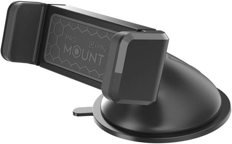 Celly Mount Dash, černá