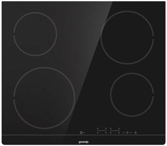 Gorenje ECT641BSC, černá