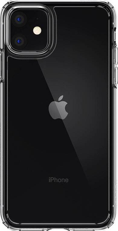 Spigen Ultra Hybrid pro Apple iPhone 11, průhledná