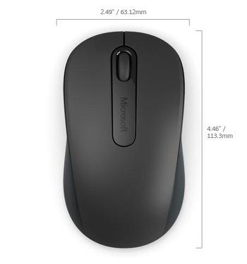 Microsoft 900, černá