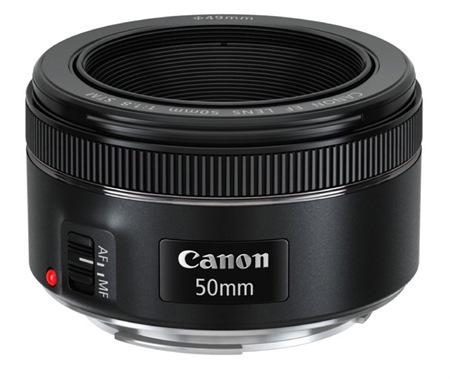 Canon Objektiv EF 50 mm f/1.8 STM