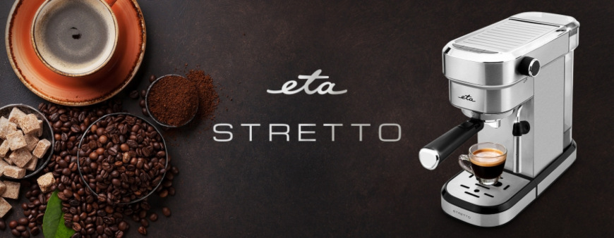 ETA Stretto 2180 90000, nerezová