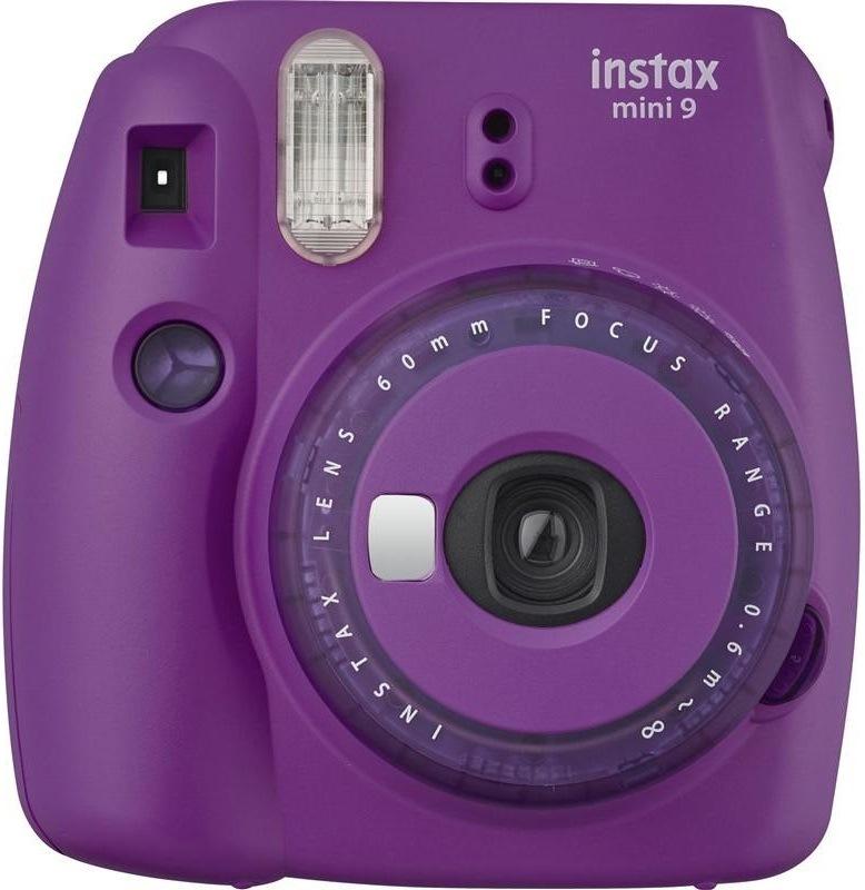 Fujifilm Instax mini 9, fialová
