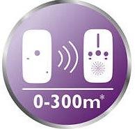 dětská elektronická chůva Philips Avent SCD502/52