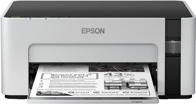 Epson EcoTank M1120, šedá/černá