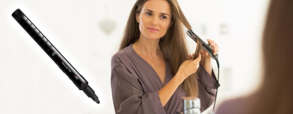 Díky specifickému designu žehličky vytvoříte jak krásně hladké vlasy db6f9aad741