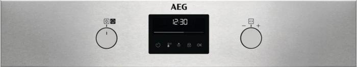 AEG Mastery BPS351160M, nerezová