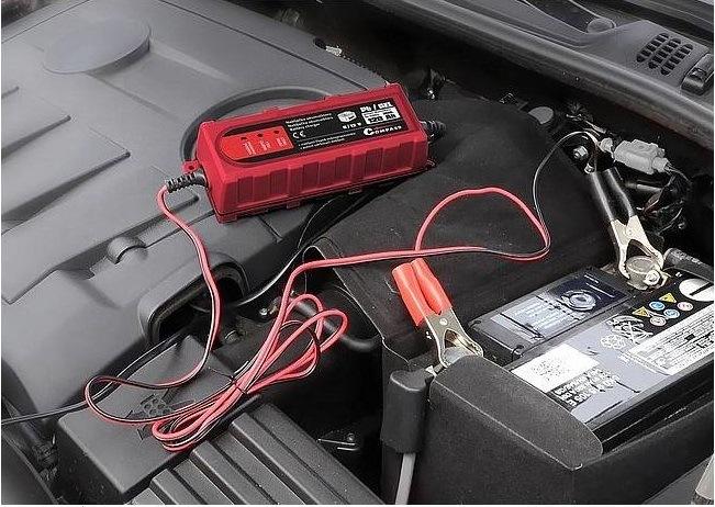 Udrží vaši baterii stále aktivní