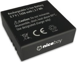 Niceboy 1350 mAh pro VEGA X PRO