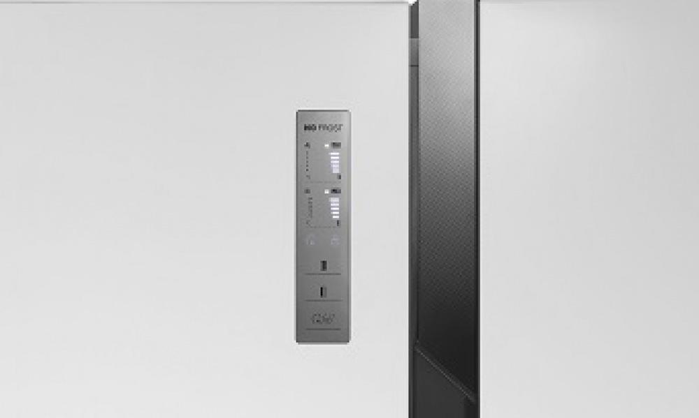 Hisense RS670N4HW1, bílá