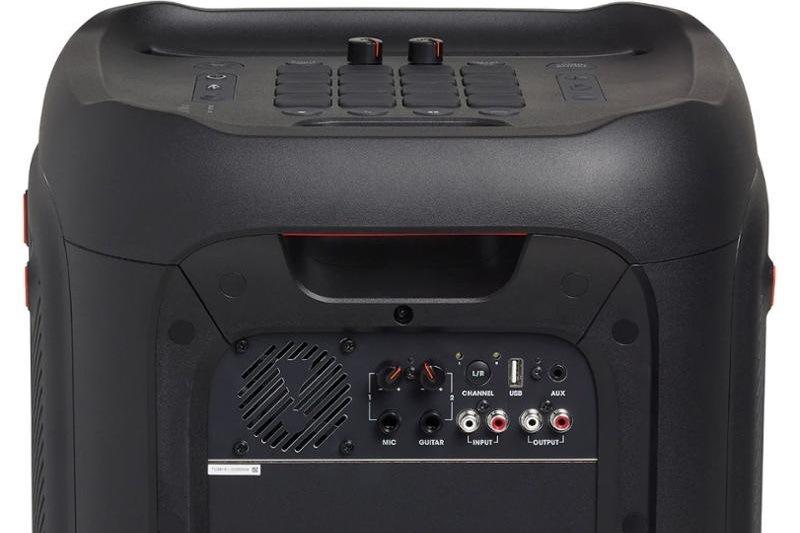 JBL 1000 ovládání