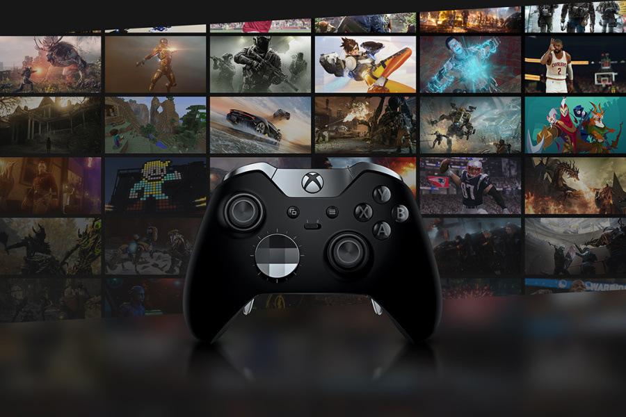 Plná zpětná kompatibilita s Xbox One