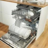 Vstavaná umývačka riadu Gorenje GI64160, biela