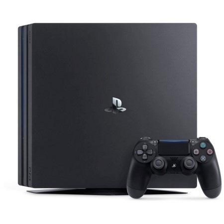 PlayStation 4 Pro 1 TB, černá