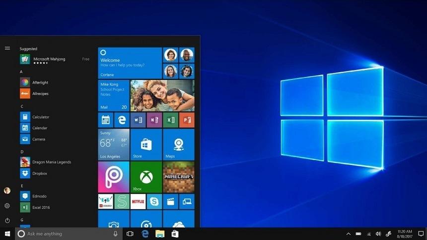 Operační systém Windows 10 Home