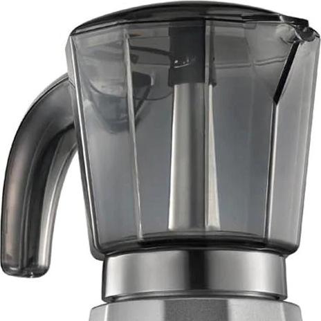 DeLonghi EMKM6, černá/stříbrná