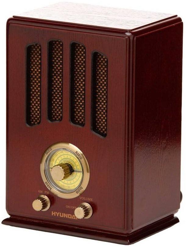 Radiopřijímač Hyundai Retro RA 104