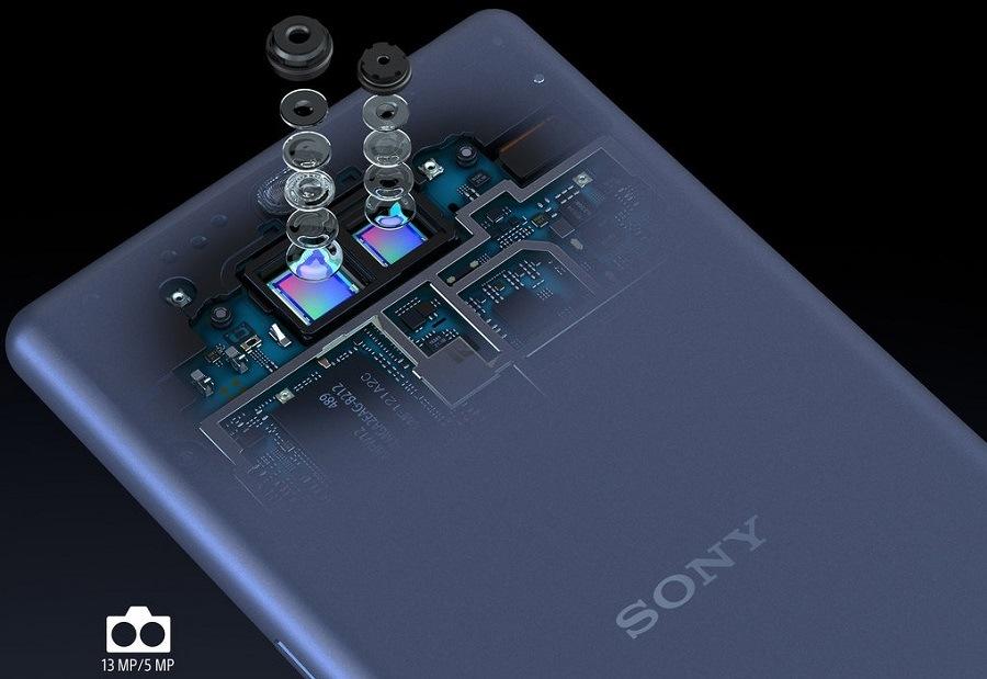 Sony Xperia 10 (duální fotoaparát)