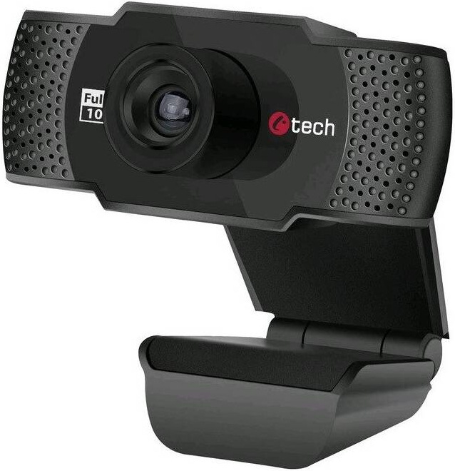 C-Tech CAM-11FHD, 1080px, černá